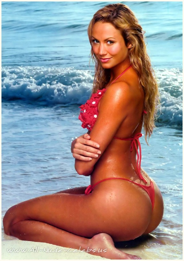 Stacy keibler naked picture