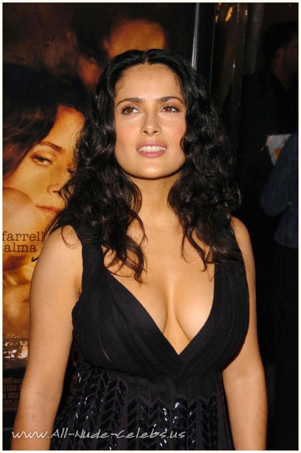 CelebrityMovieDB.com - Salma Hayek