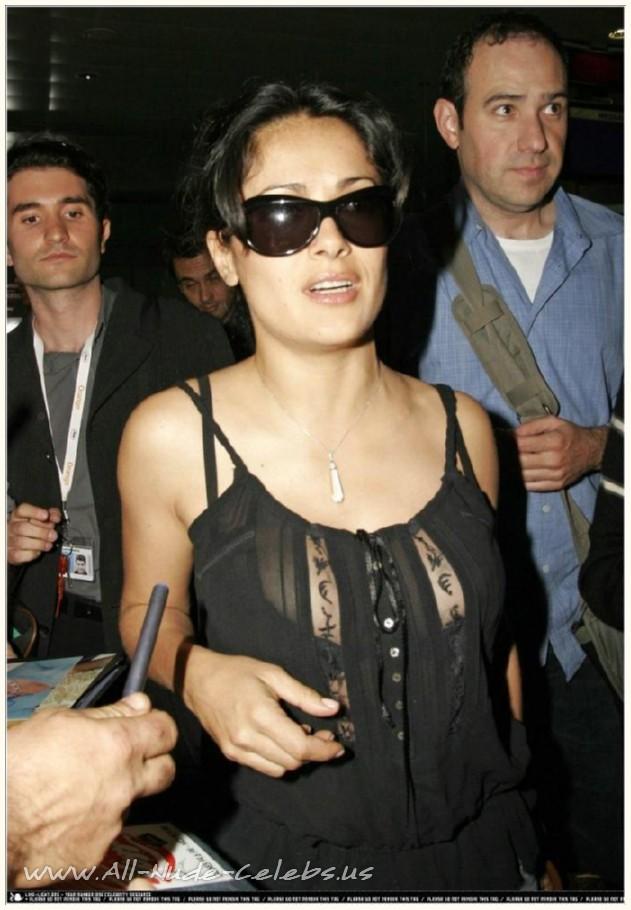 Salma Hayek nude n non nude pix [must for fans]