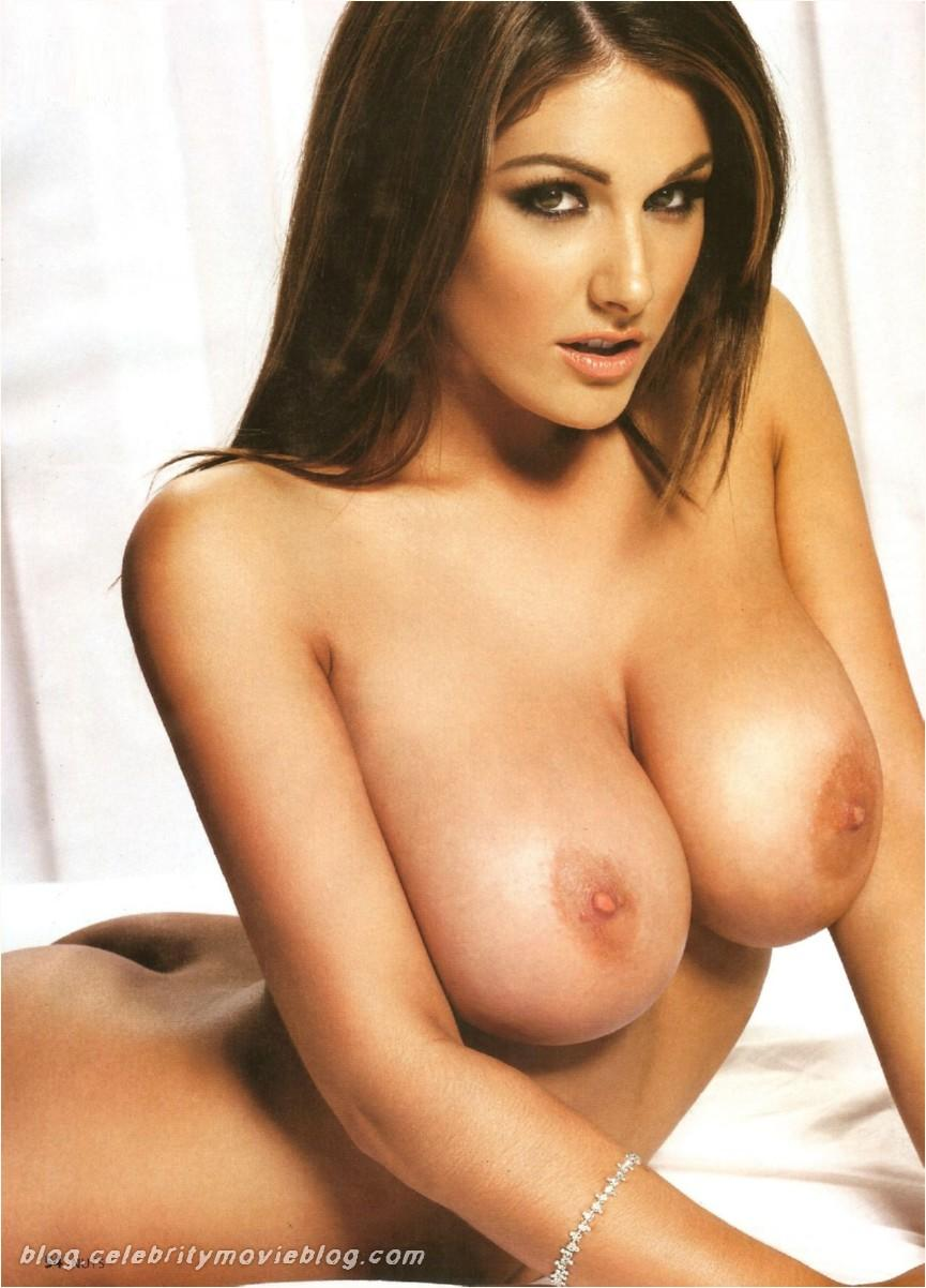 Lucy Pinder doing a shoot with zoo and nuts to reveal her REAL tits, she loves to have cock and be naked
