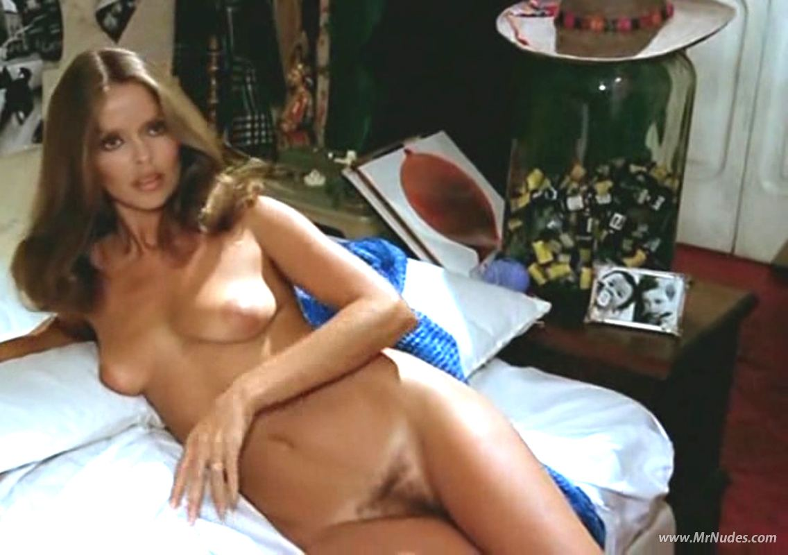 from Lochlan barbara bach sexy naked