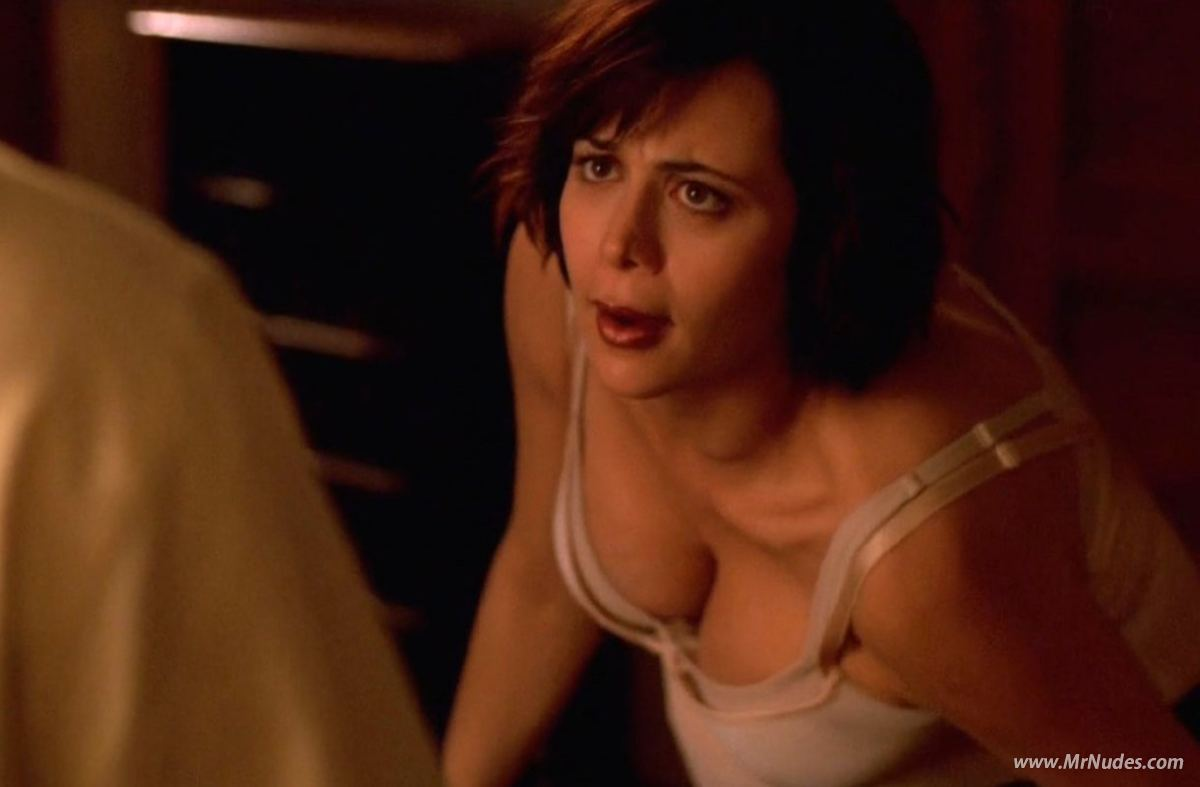 Nackte Catherine Bell in The Do-Over ANCENSORED