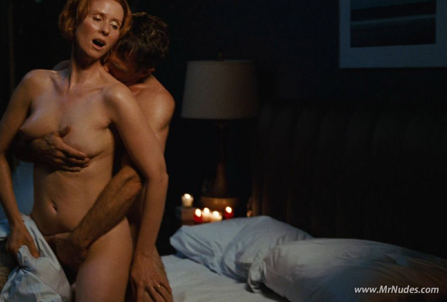 Sex in the city nude scenes