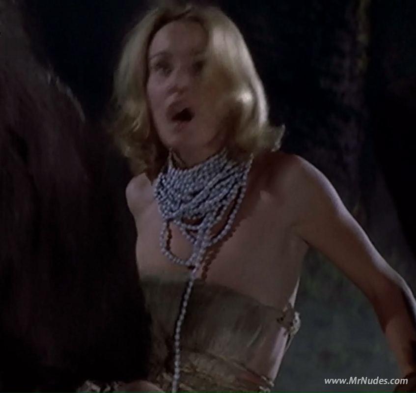 Порно джессика ланж