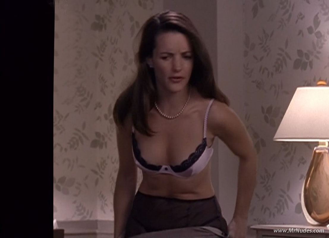 Phrase Interesting Sex scene kristin davis opinion