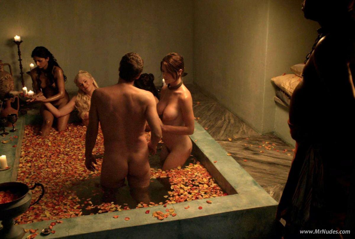 Spartacus laura surrich nude
