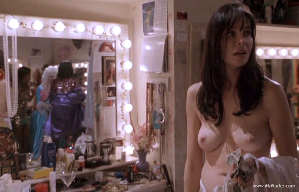 Busty Austrian Priscilla Barnes Nude Anal