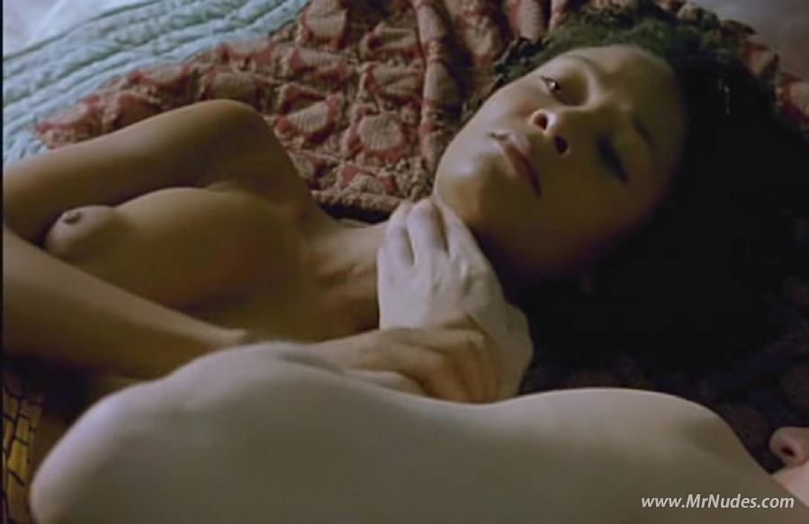 Nude video newton metacafe thandie