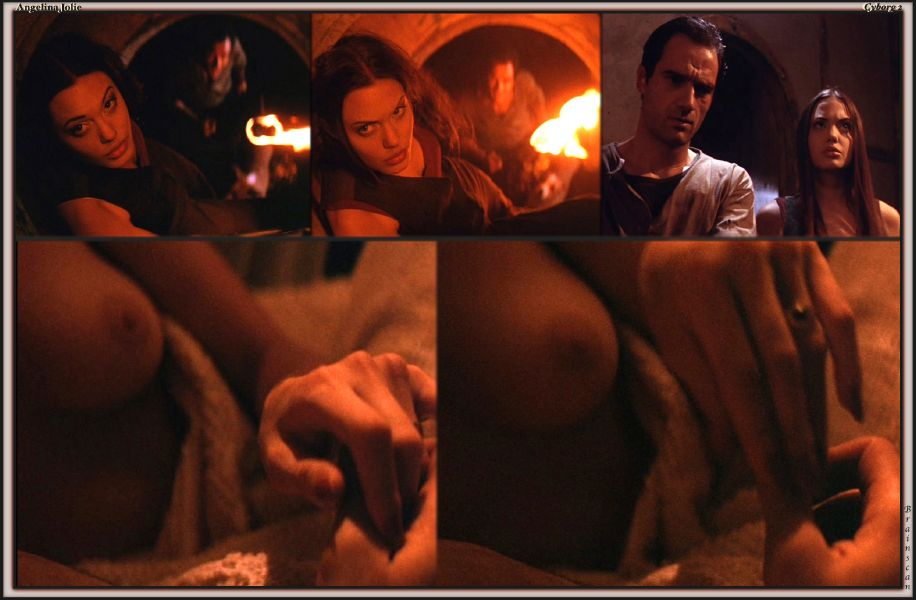 angelina jolie nude movie scene № 57047