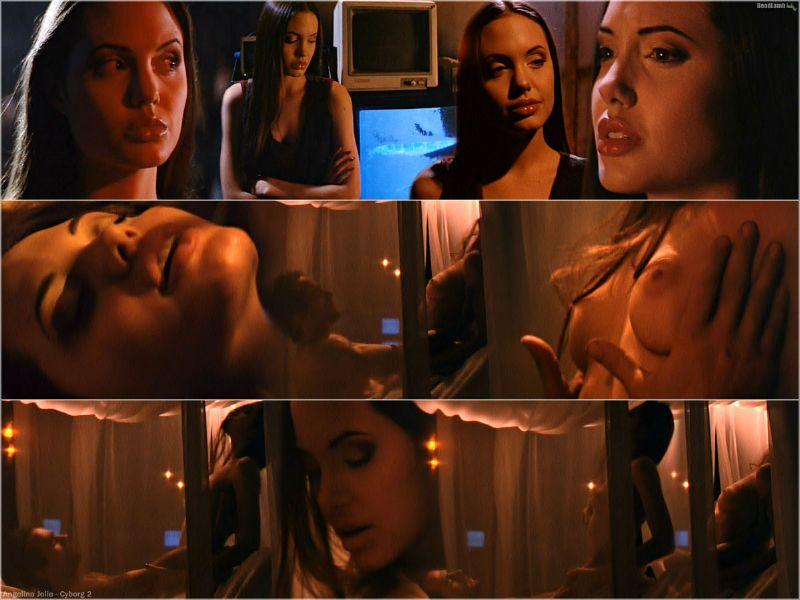angelina jolie nude movie scene № 57099